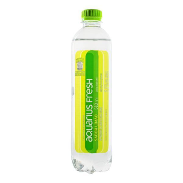 Refrigerante Limão sem Adição de Açúcar Aquarius Fresh Garrafa 510ml