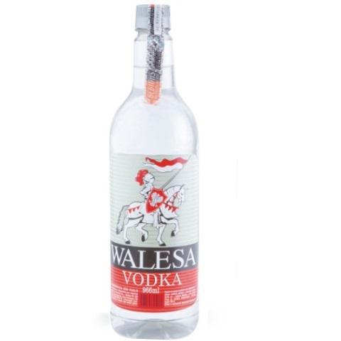 Vodka Walesa  950Ml Tri Destilada