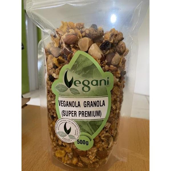 Veganola  - Granola super premium