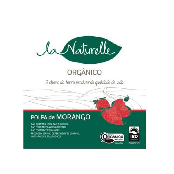 Polpa NATURELLE Morango Orgânico 90g