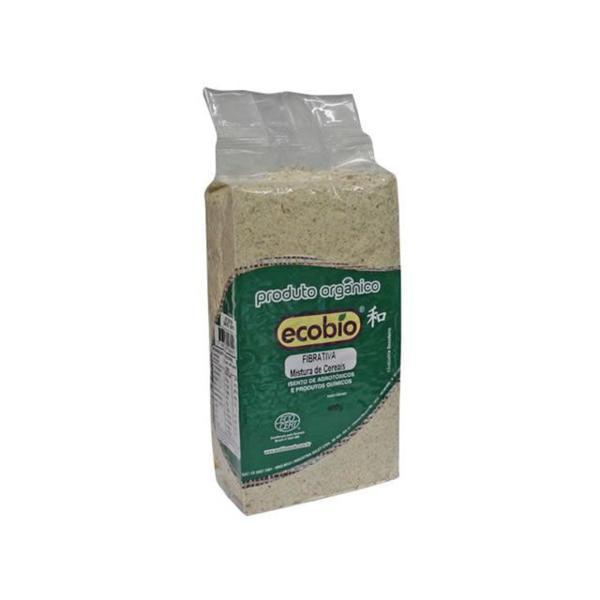 Mix de Cerais em Pó (Fibrativa) Orgânica 400g - Ecobio