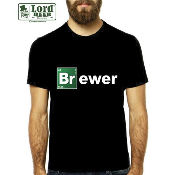 Camiseta Brewer