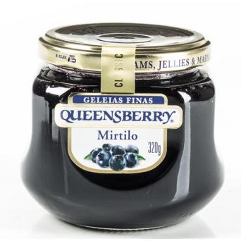 Geleia Classic Mirtilo Queensberry 300g