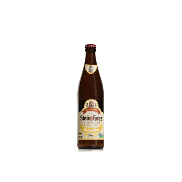Cerveja Orgânica German Pilsen 500ml -  Stein Haus