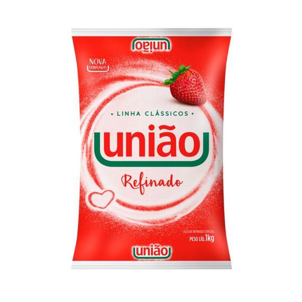 Açúcar Ref União 1Kg