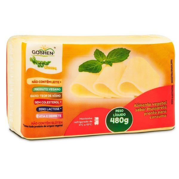 Cream Cheese Vegges Mussarela 480G