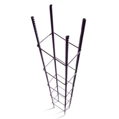 Coluna Soldada 1/4 6,3MM 7X20 Com 6m GERDAU