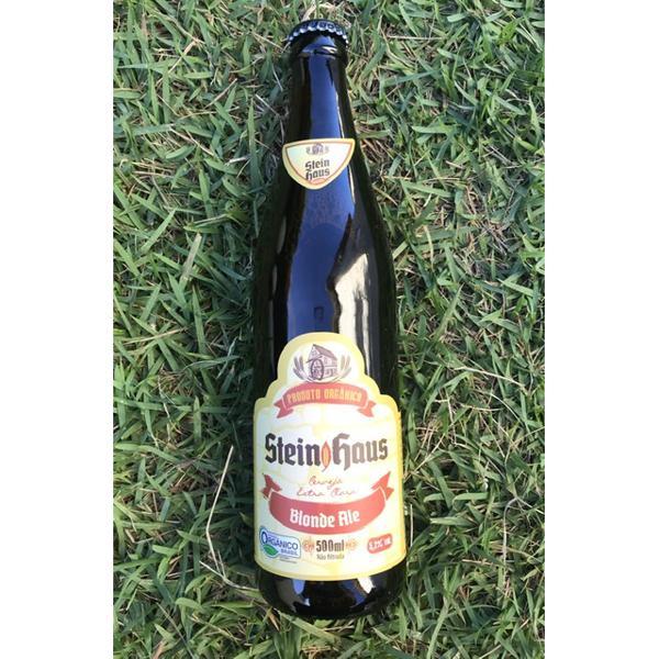 Cerveja gourmet Blonde Ale (500ml)