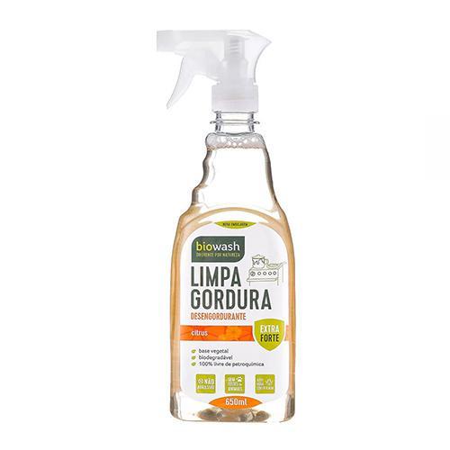 Limpa Gordura Citrus Gatilho 650ml - BIOWASH