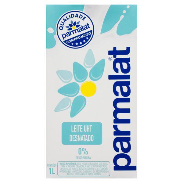 Leite Uht Desnatado Parmalat Caixa 1l