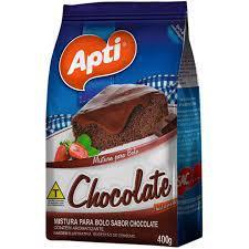 Mistura Para Bolo Apti 400G Chocolate