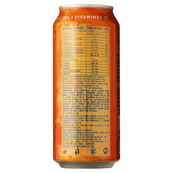 Energético Juice Monster Khaos Lata 473ml