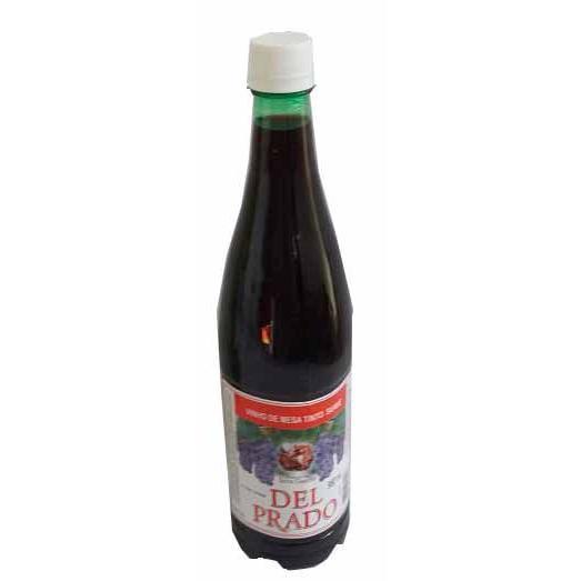 Vinho Del Prado Tinto Suave 1,45L
