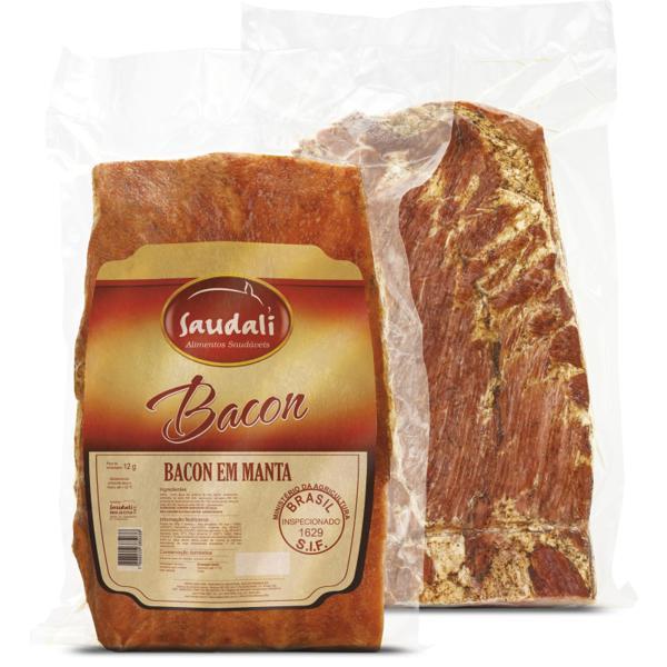 Bacon em Manta SAUDALI