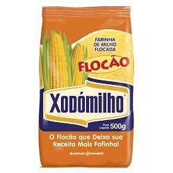 Flocão de Milho Xodomilho 500g Pacote