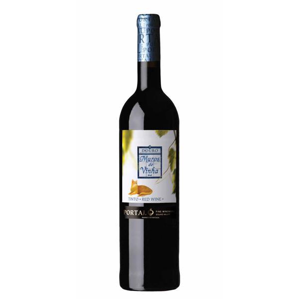 Vinho Quinta Do Portal Muros Vinha Tinto 750Ml
