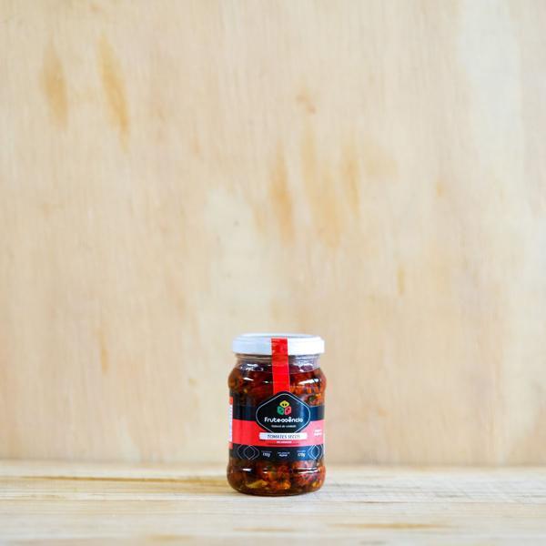 Tomate Seco em Conserva 170g - Frutessência