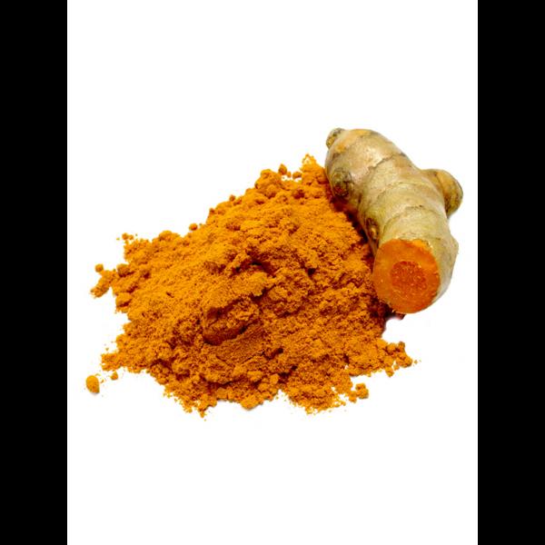 Açafrão da Terra Puro (Cúrcuma) (Granel - R$ / 50gr)