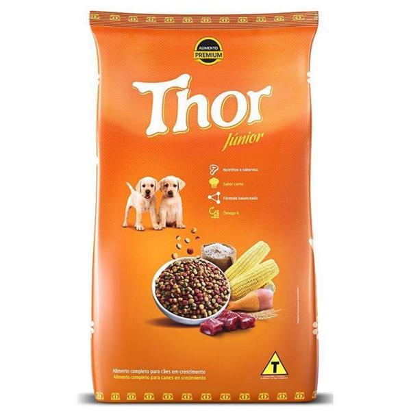 Ração Thor Cães Matsuda 1Kg Junior