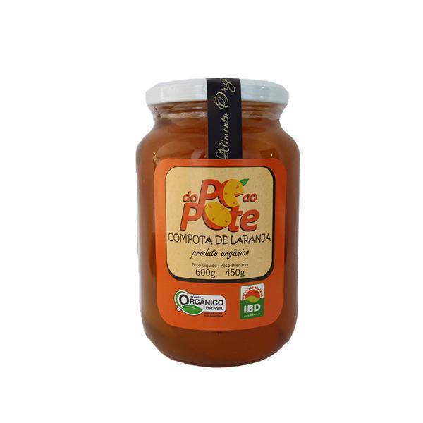 Compota de laranja 600g - Do Pé ao Pote