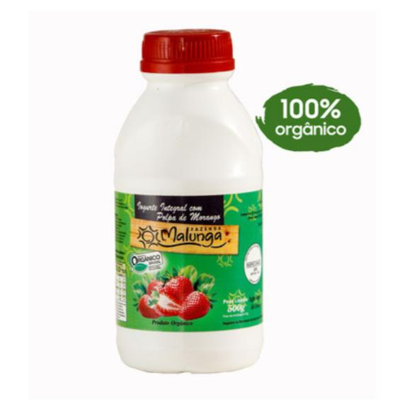 Iogurte Integral de Morango (500ml)