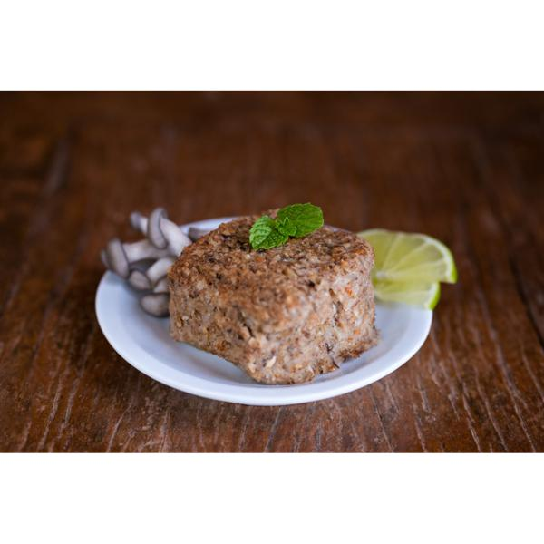 Kibe de cogumelo vegano congelado 650g - DoCaminhante