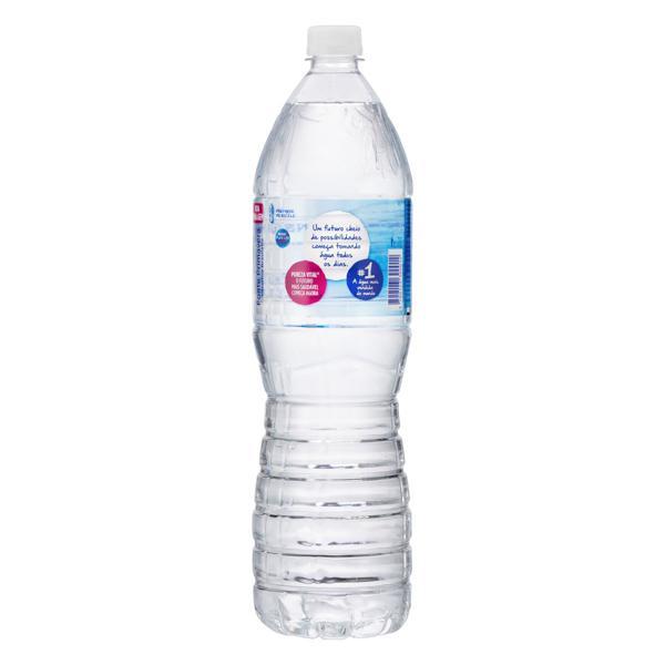 Água Mineral Natural sem Gás Nestlé Pureza Vital Garrafa 1,5l