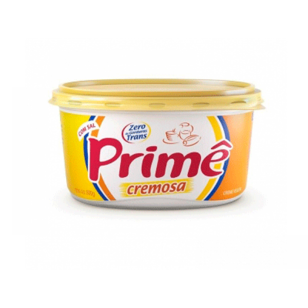 Margarina Prime com Sal 500G
