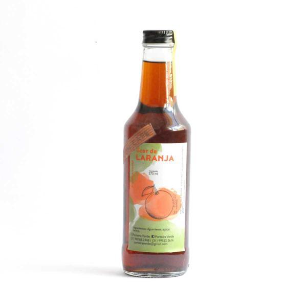 Licor de Laranja com Café 275ml - Porteira Verde