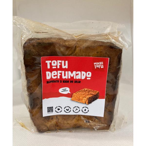 Tofu defumado (aprox. 300g) - Minas Tofu-OFERTA VALIDADE:27/10/21
