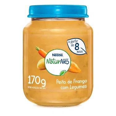 Alimento Infantil NESTLÉ Galinha e Legumes 170g