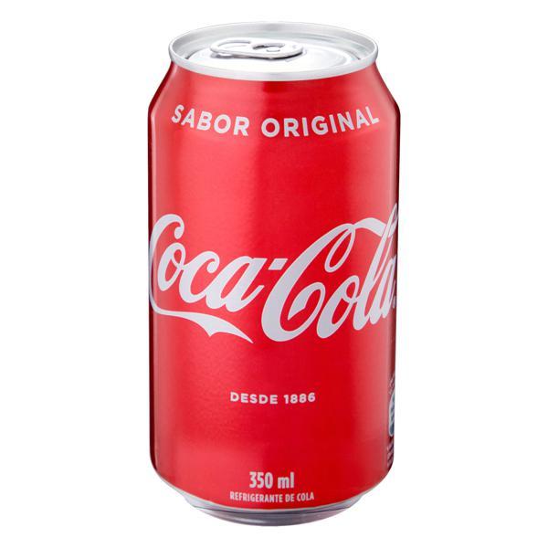 Refri Coca Cola 350Ml