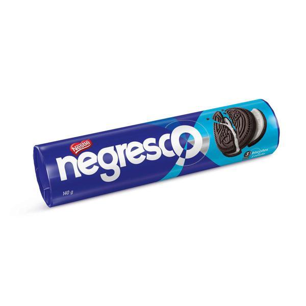 Biscoito NESTLÉ Negresco Recheado 140g