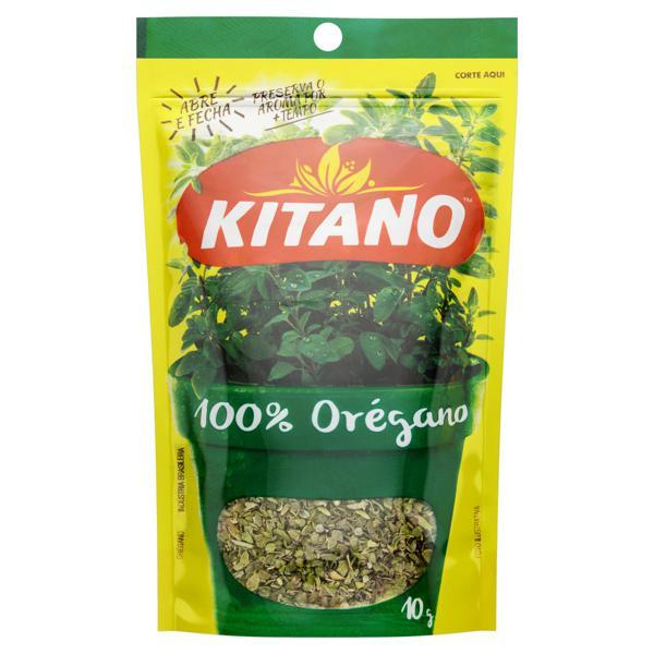 Orégano Kitano Pacote 10g