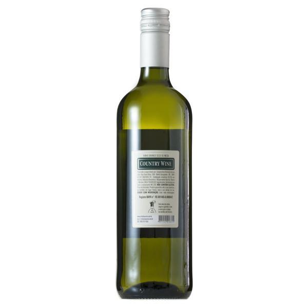 Vinho Brasileiro Branco Seco Country Wine Garrafa 750ml