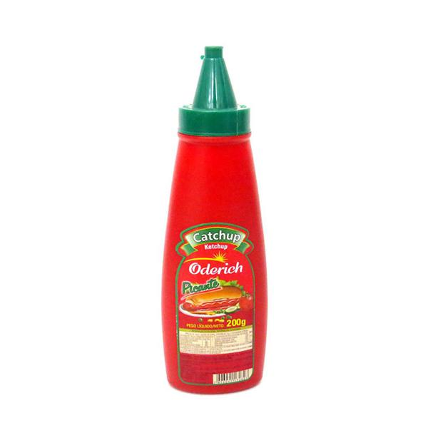 Catchup Oderich 200G Picante