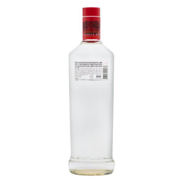 Vodka Destilada Smirnoff Garrafa 998ml