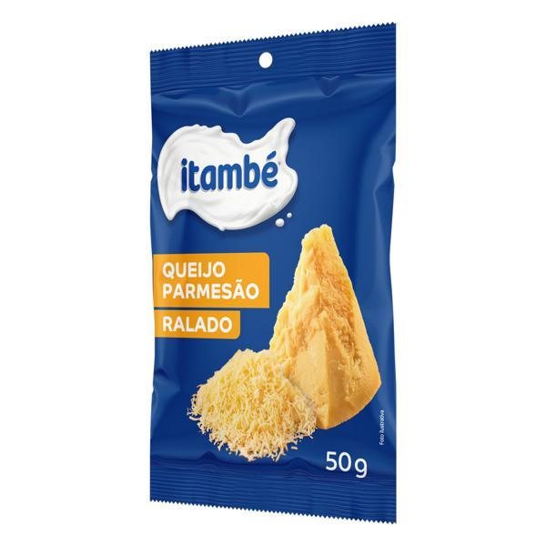 Queijo Parmesão Ralado Itambé Pacote 50g