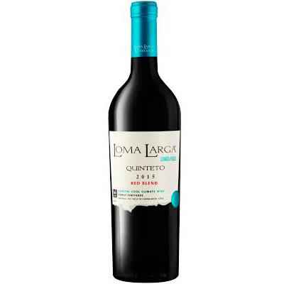 Vinho Tinto Chileno Loma Larga Quinteto 750ml