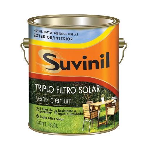 À vista 10% desc (boleto) - Verniz Filtro Solar Brilhante 3,6L