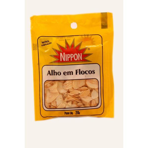Alho NIPPON Flocos 20g