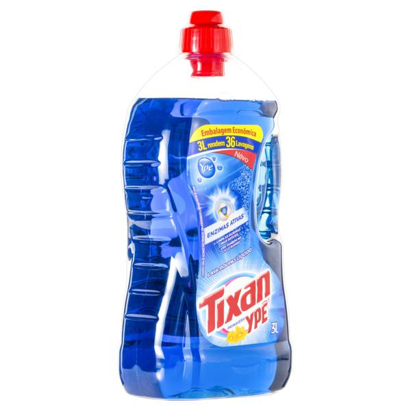Lava-Roupas Líquido Primavera Tixan Ypê Galão 3l
