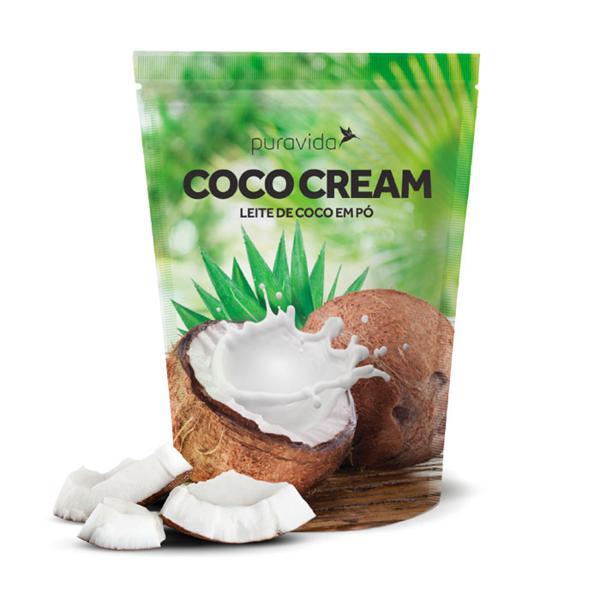 Coco Cream 250g PURAVIDA