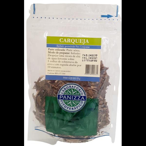 Chá Carqueja Panizza 30g