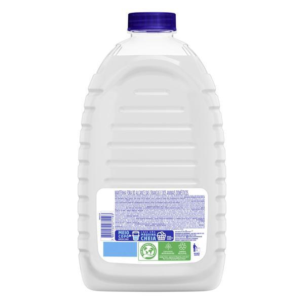 Lava-Roupas Líquido Roupas Brancas e Coloridas Brilhante Delicadeza Total Galão 3l