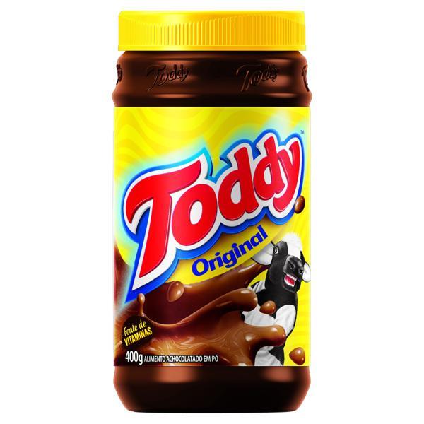 Achocolatado em Pó Original Toddy Pote 400g