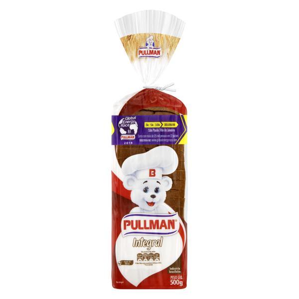 Pão Integral Pullman Pacote 500g