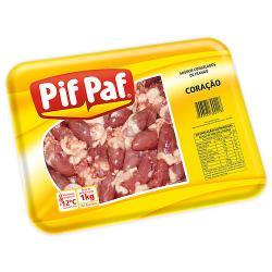 Coração de Frango PIFPAF Bandeja 1kg