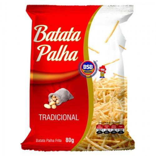 Batata Palha BSB 80g