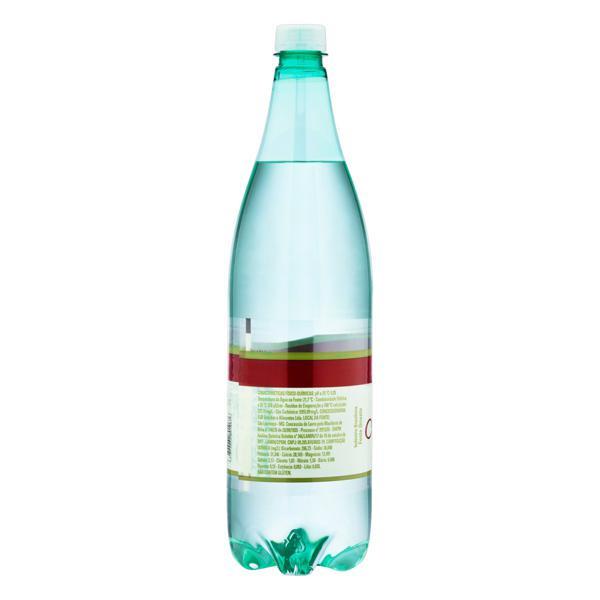 Água Mineral Natural com Gás São Lourenço Garrafa 1,26l